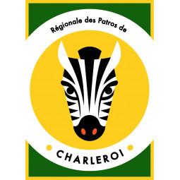 Ecusson CHARLEROI