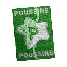 Ecusson POUSSINS