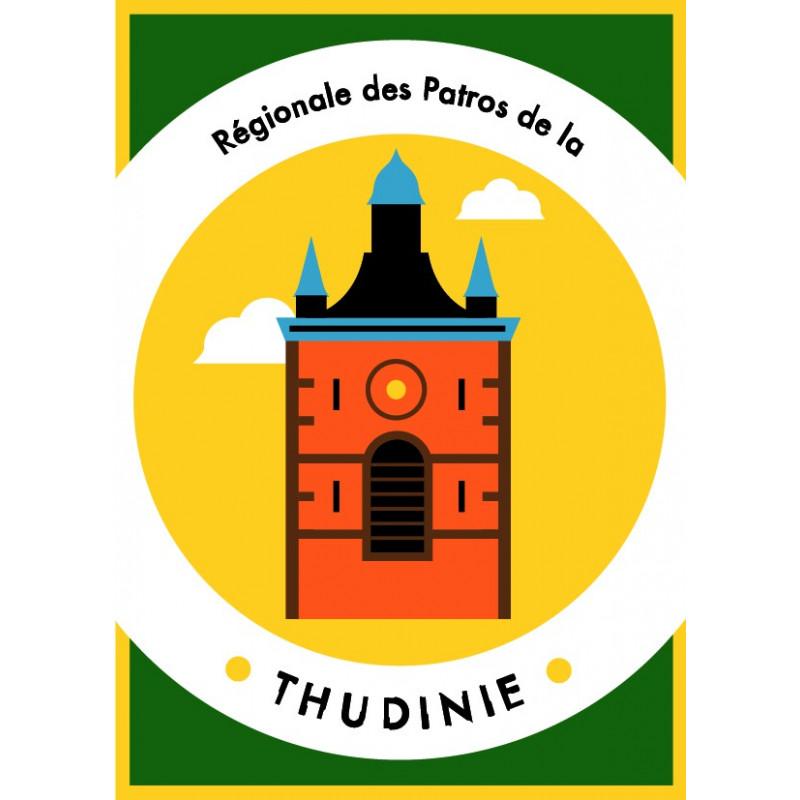 Ecusson THUDINIE